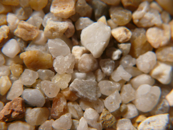 Golden Quartz 2-5mm