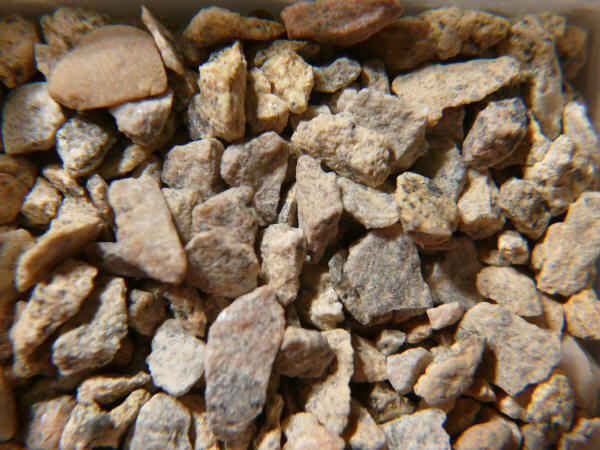 Rustic Granite 2-5mm