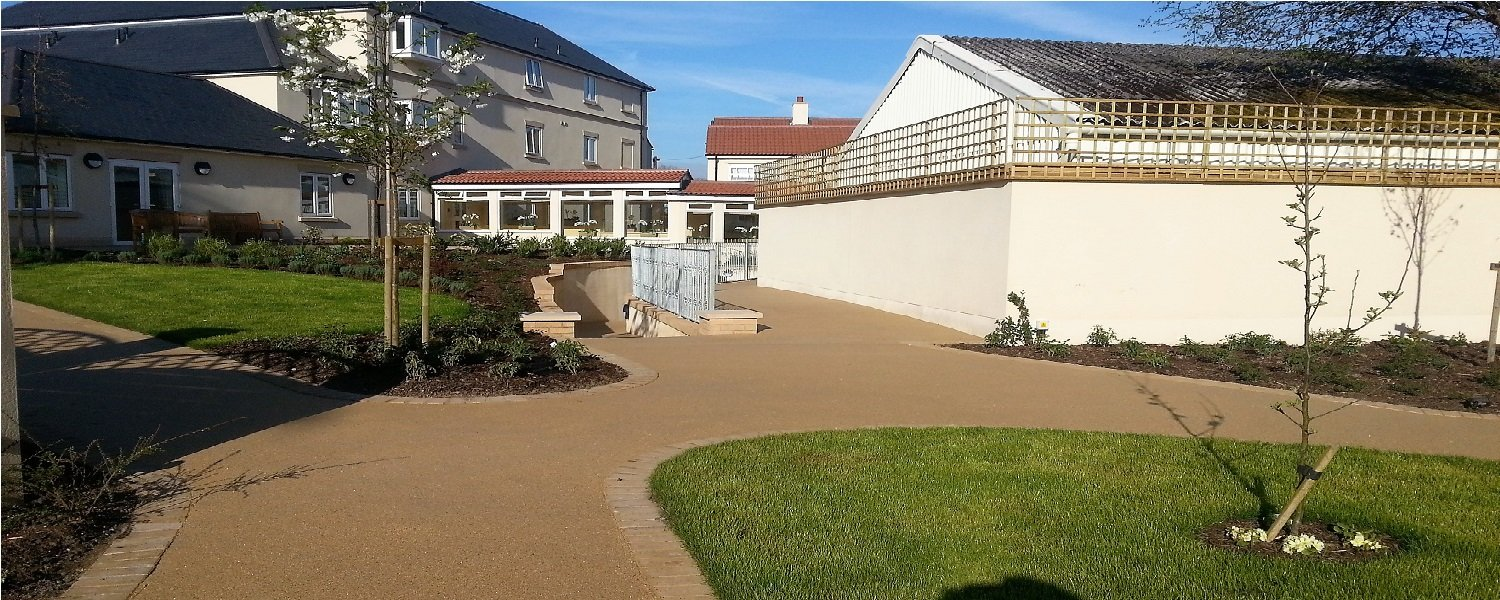 Permeable Resin Surfacing