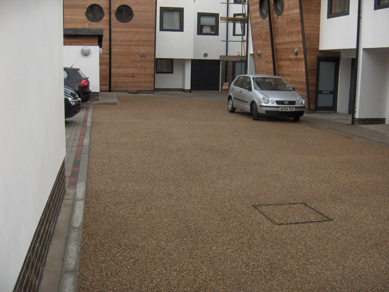 Car Park Flooring Systems