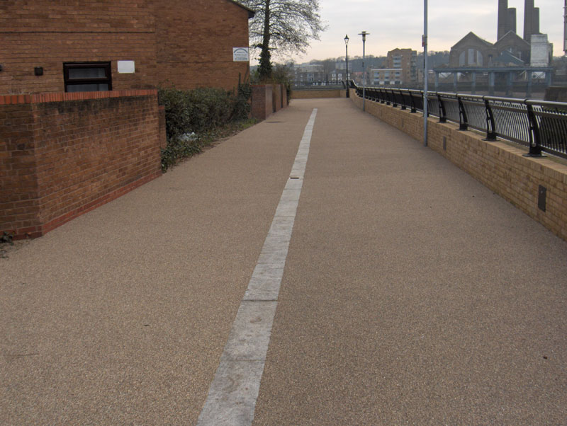 Cycle Path Installation