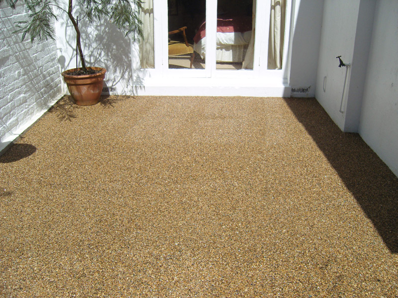 Ordinaire Resin Bound Patio