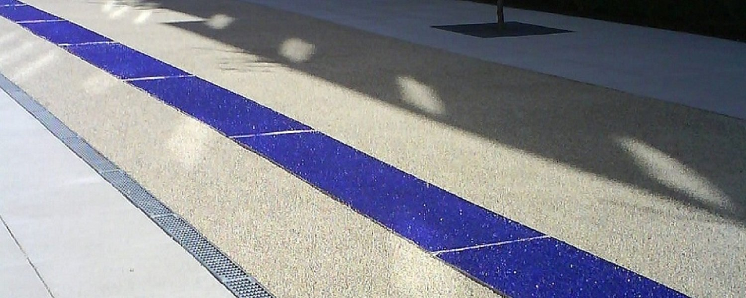 Resin Bound Permeable Paving