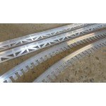 Stainless Steel Edging 1.2m